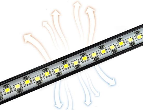 三色调光LED台灯电路