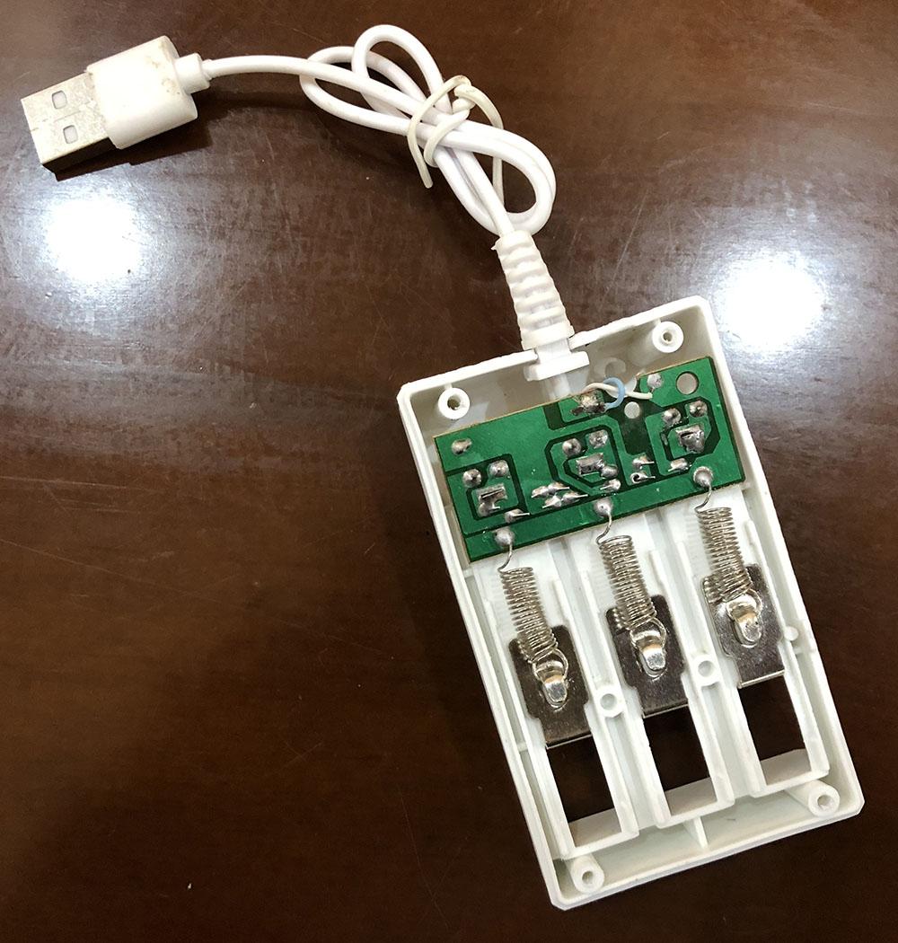 拆解玩具电池充电器:充久了可能会爆,廉价电路方案让人震惊!
