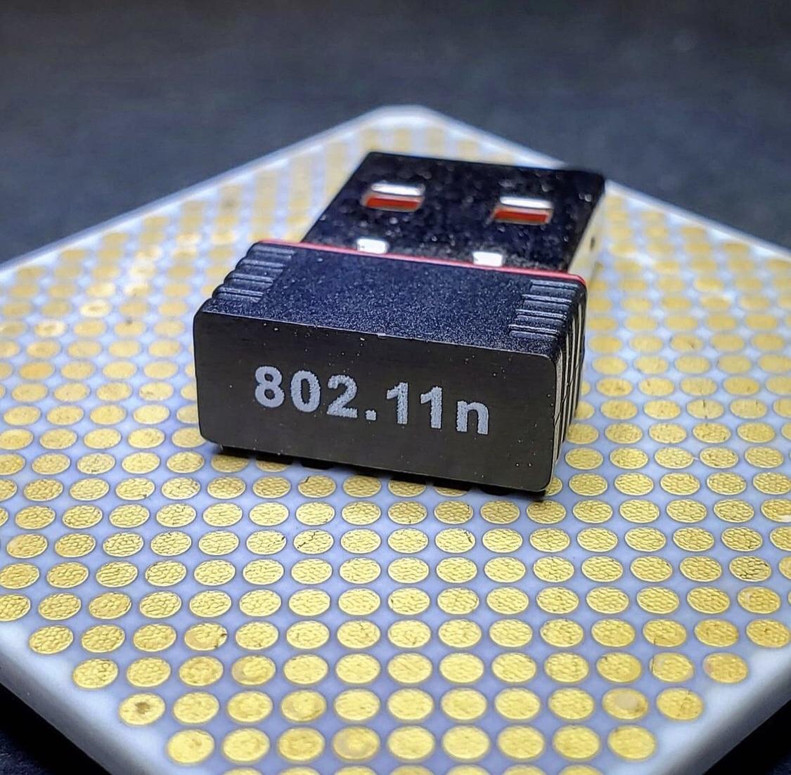 美图赏析:拆解USB无线网卡,电路方案非常经典